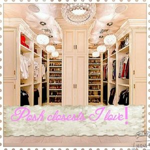 Other - My favorite closets.